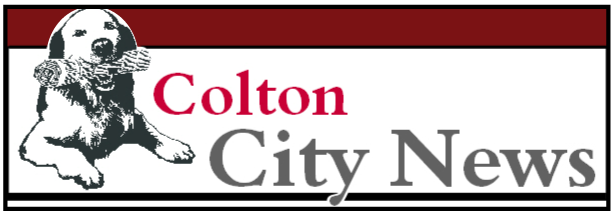 Colton City News Button